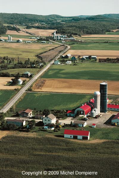 monde agricole de la Neigette